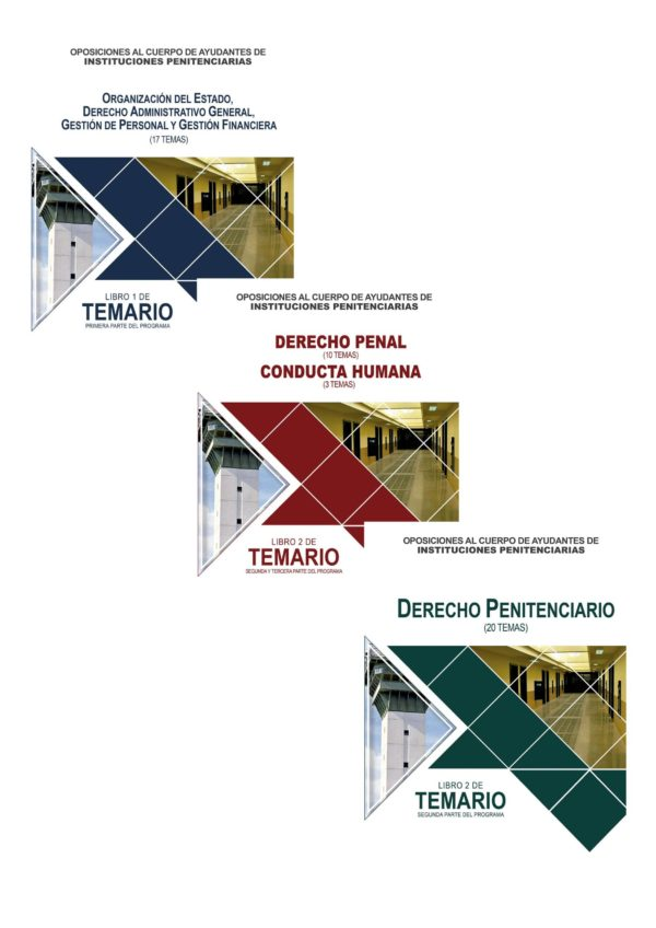 pack completo temario